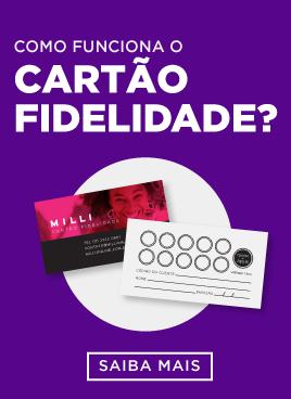 CARTAO FIDELIDADE