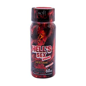 Energetico-Hells-Sex-Feminino-60ml-Soft-Love-Unica-60ML