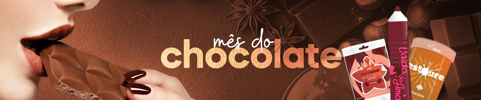 Mês Do Chocolate - 2020